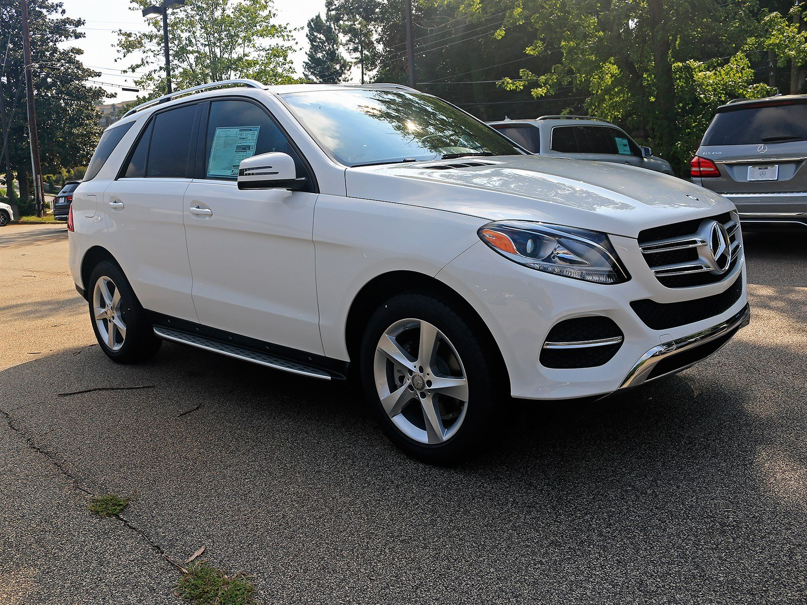 New 2016 mercedes benz gle gle350 sport utility in atlanta for 2016 mercedes benz gle350 4matic