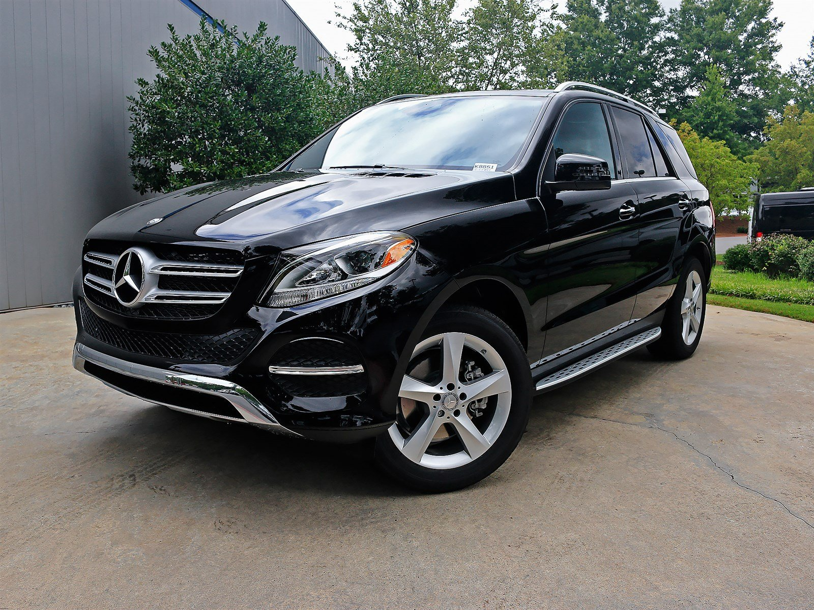 New 2017 mercedes benz gle gle350 sport utility in atlanta for 2017 mercedes benz gle350 4matic price