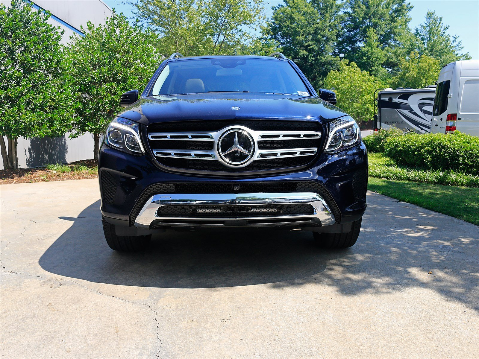 new 2017 mercedes benz gls gls450 sport utility in atlanta kt8724 rbm of atlanta. Black Bedroom Furniture Sets. Home Design Ideas