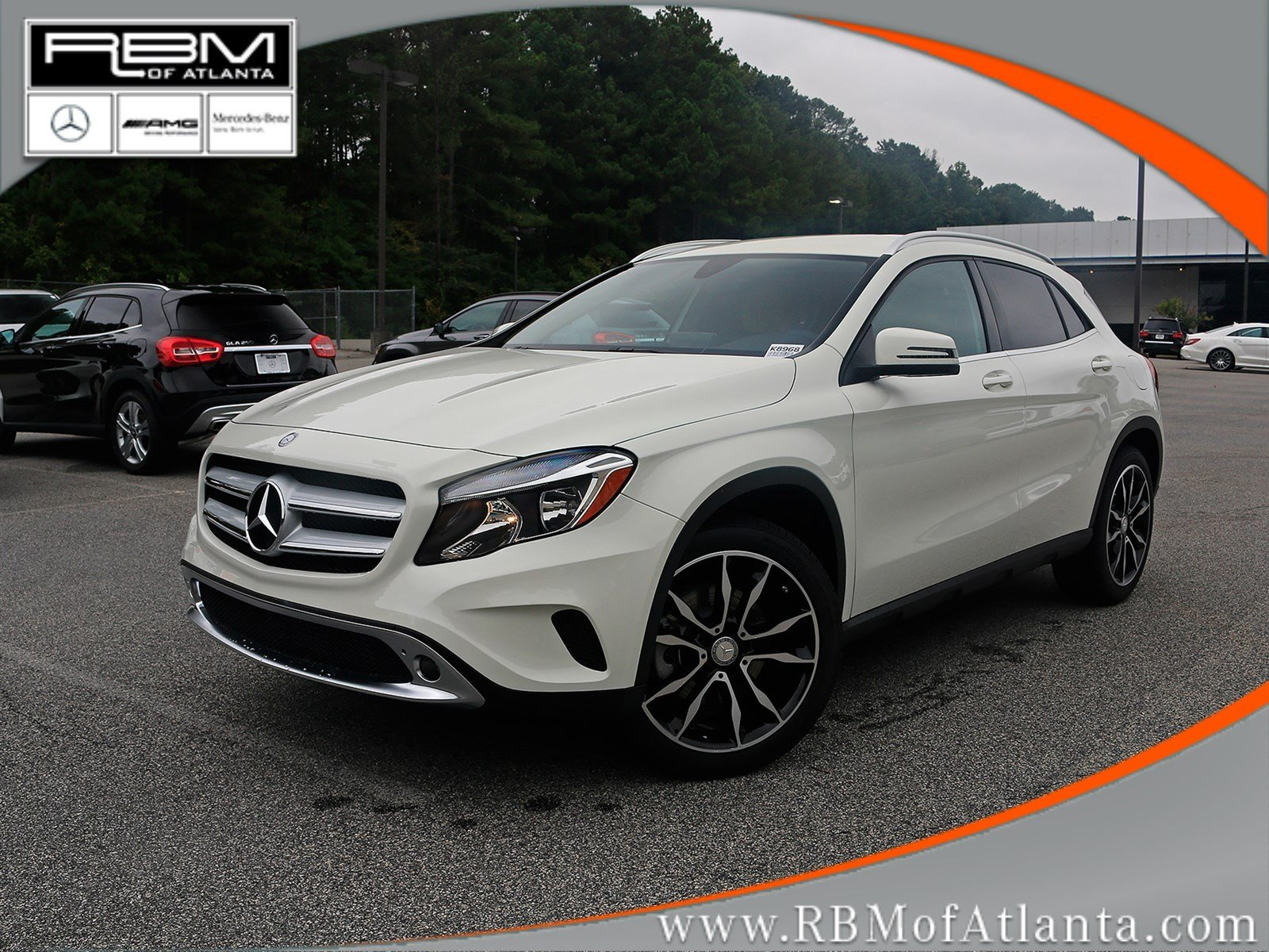 new 2017 mercedes benz gla gla 250 sport utility in atlanta k8968 rbm of atlanta. Black Bedroom Furniture Sets. Home Design Ideas