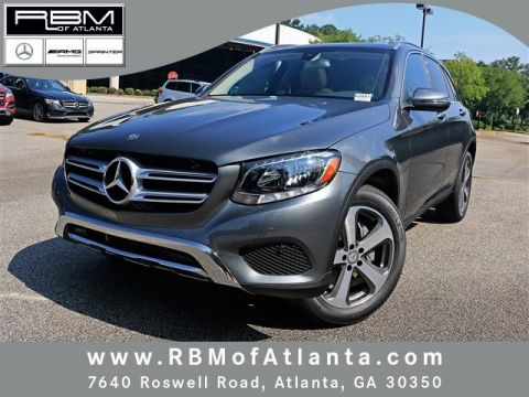 New glc class for sale di city rbm of atlanta for Mercedes benz roswell road