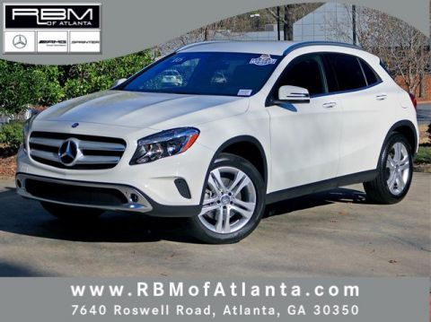 Certified pre owned 2015 mercedes benz gla gla 250 sport for Mercedes benz roswell road