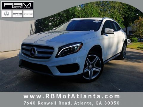 Certified pre owned 2015 mercedes benz gla gla250 sport for Mercedes benz roswell road