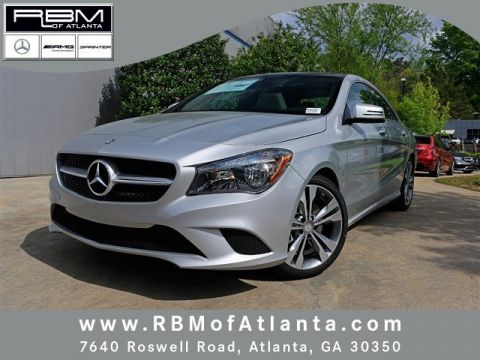 New cla class for sale rbm of atlanta for Mercedes benz roswell road